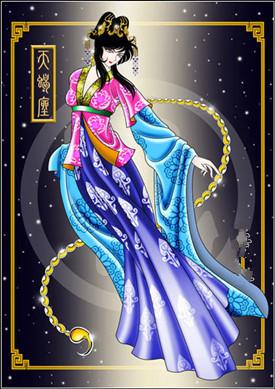 天蝎座与其他星座的关系,十二星座天蝎座的人际关系