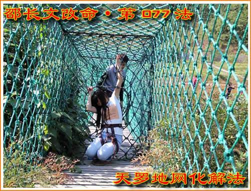 ▌邵长文改命第77法【天罗地网化解】法术篇