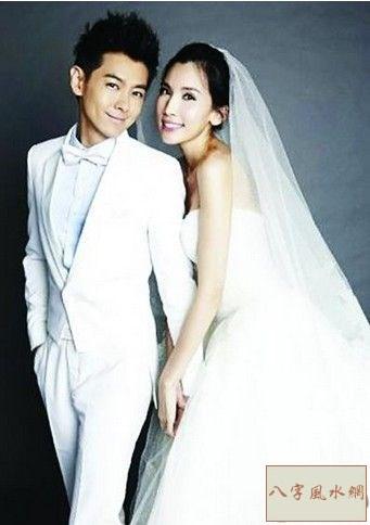 命理点评陈若仪和林志颖的婚姻