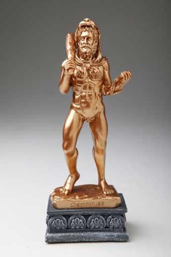 白羊座守护神——战神赫拉克勒斯(Hercules)