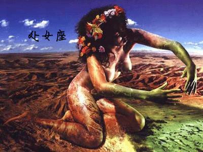 处女座配对:处女座--巨蟹座