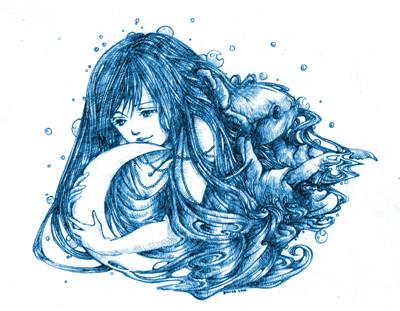 巨蟹座女生的爱情优