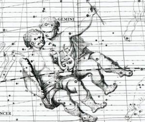 双子座构成,双子座由哪几颗星组成?