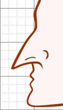 喉露男人喉结特别凸出来,像一块骨头跑到这边出来,这种人一生中