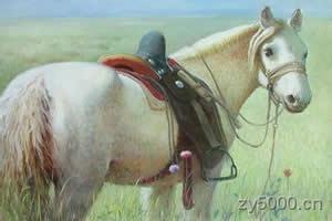 《十二屬相》馬